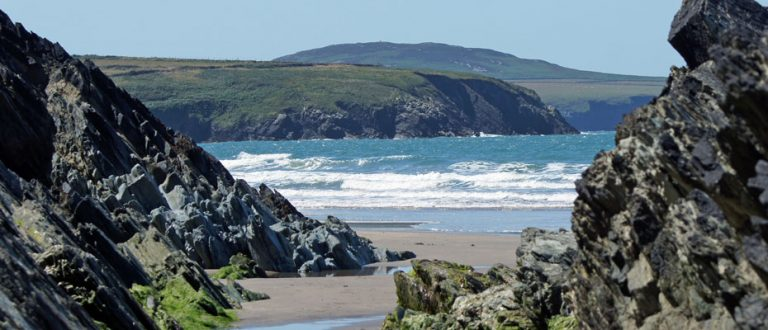 Whitesands Bay, Pembrokeshire - one of the best family beaches in Pembrokeshire